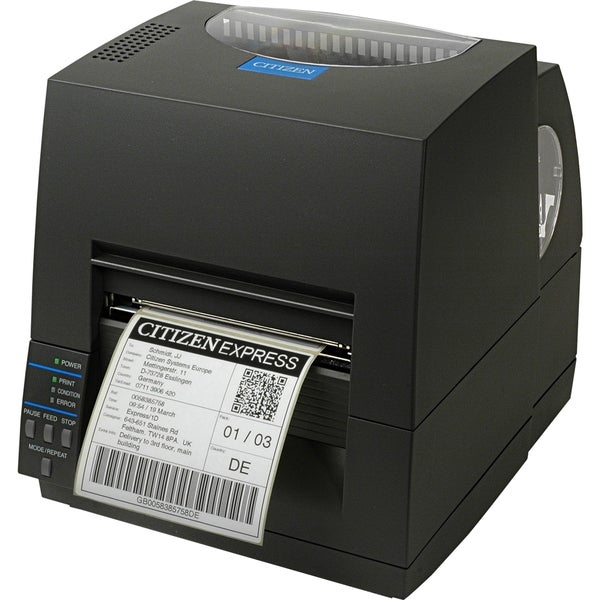 Citizen CL-S621 Direct Thermal/Thermal Transfer Printer - Monochrome