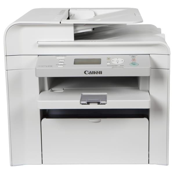 Canon imageCLASS D550 Laser Multifunction Printer - Monochrome - Plai