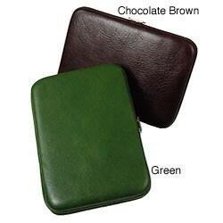 Castello Women's 'Torino' Small Leather Clutch Wallet