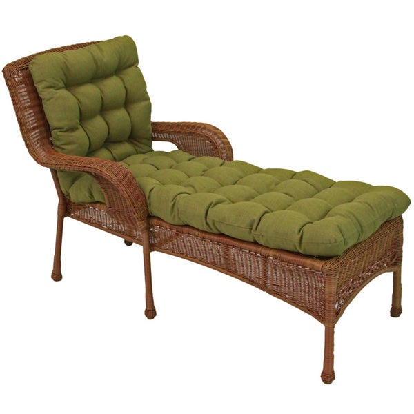 Outdoor Chaise Lounge All weather UV resistant Squared