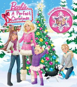 Barbie A Perfect Christmas (Hardcover)