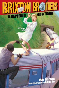 It Happened on a Train (Hardcover)