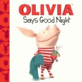 Olivia Says Good Night (Hardcover)