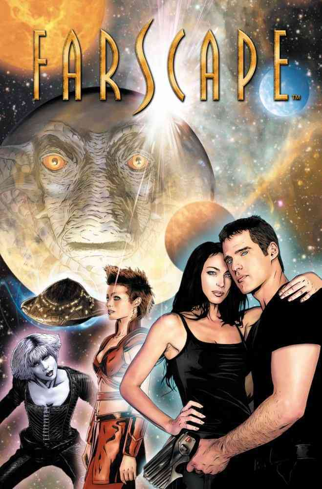 Farscape 5: Red Sky at Morning (Paperback)