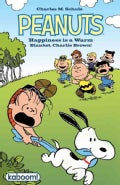 Happiness Is a Warm Blanket, Charlie Brown! (Paperback)