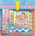 Around Town (Board book)
