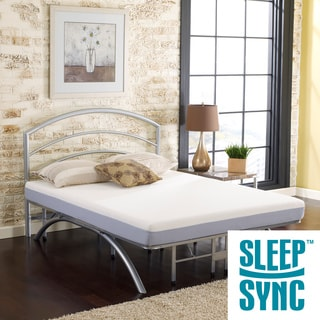 Sleep Sync 6-inch King-size Memory Foam Mattress