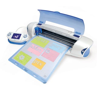 Sizzix eclips Shape-cutting Machine Starter Kit with Bonus Cartridge