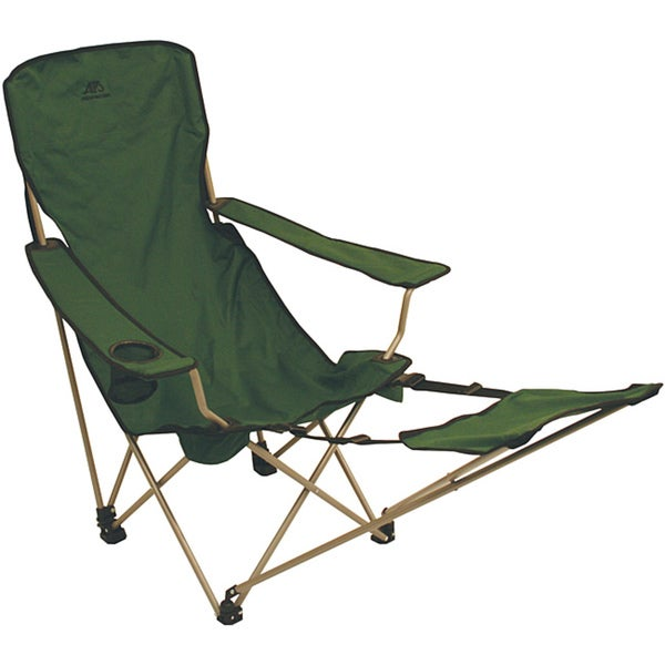 ALPS Mountaineering Escape with Footrest Camping Chair Overstock