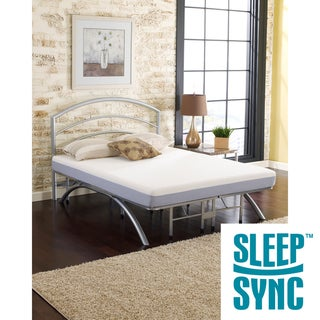 Sleep Sync 6-inch Twin-size Memory Foam Mattress