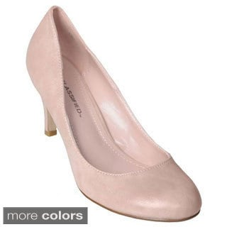 Journee Collection Women's 'Kayson' Round-toe Pumps