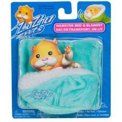 Cepia Zhu Zhu Pets Teal Hamster Bed