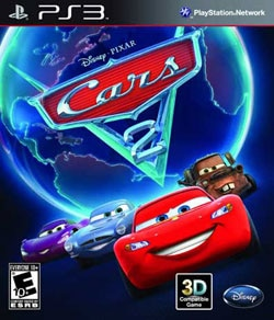 PS3 - Cars 2 - By Disney Interactive