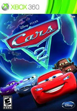 Xbox 360 - Cars 2 - By Disney Interactive