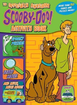The Officially Awesome Scooby-Doo! Activity Book (Paperback)