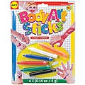 Alex Toys Body Art Bright Colors Sticks (Pack of 6)