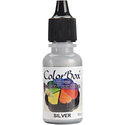 Colorbox Metallic Silver Ink Refill