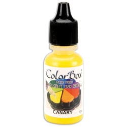 Clearsnap Canary Colorbox Refill