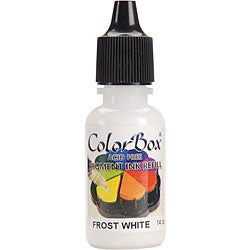 Colorbox Frost White Ink Refill