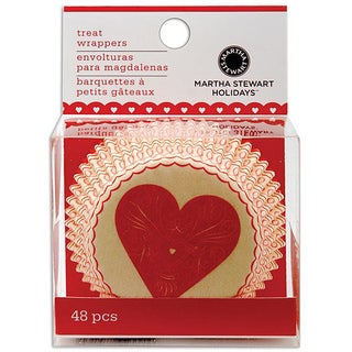 EK Success Heart and Love Cupcake Wraps (Case of 48)