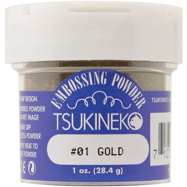 Gold 1-oz Embossing Powder
