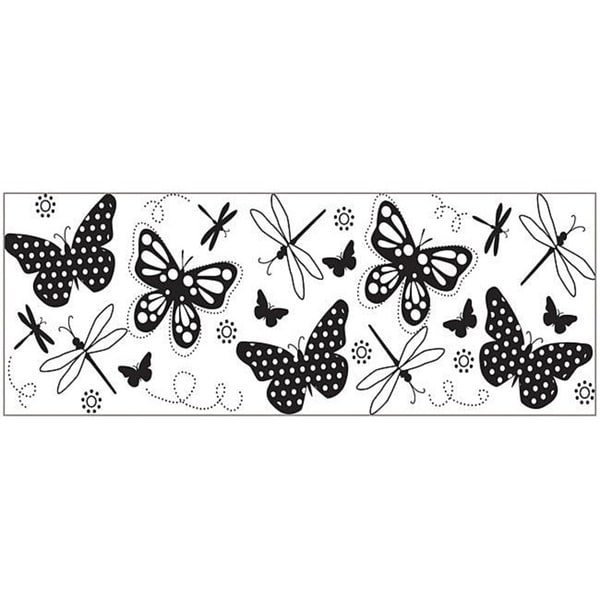 Fiskars Continuous Summer Wings Stamp