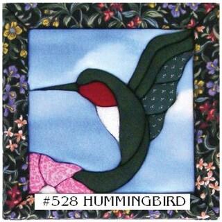 Hummingbird Quilt Magic Kit (6x6)