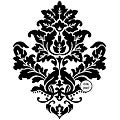 Judikins Fabric Damask Stamp