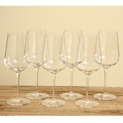 Luigi Bormioli Intenso 25-ounce wine glasses (Set of 6)