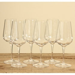 Luigi Bormioli Intenso 11.75-ounce Wine Glasses (Set of 6)
