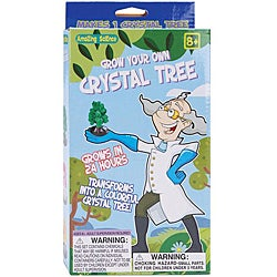 Mad Science Grow Your Own Crystal Tree Kit