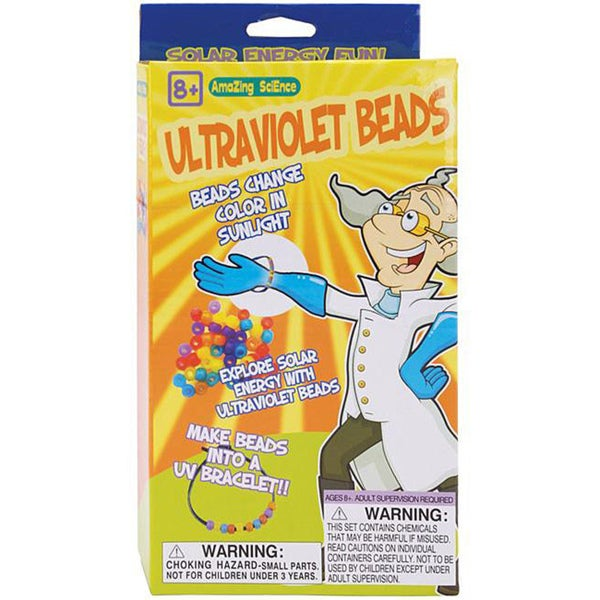 Mad Science Ultraviolet Bead Kit