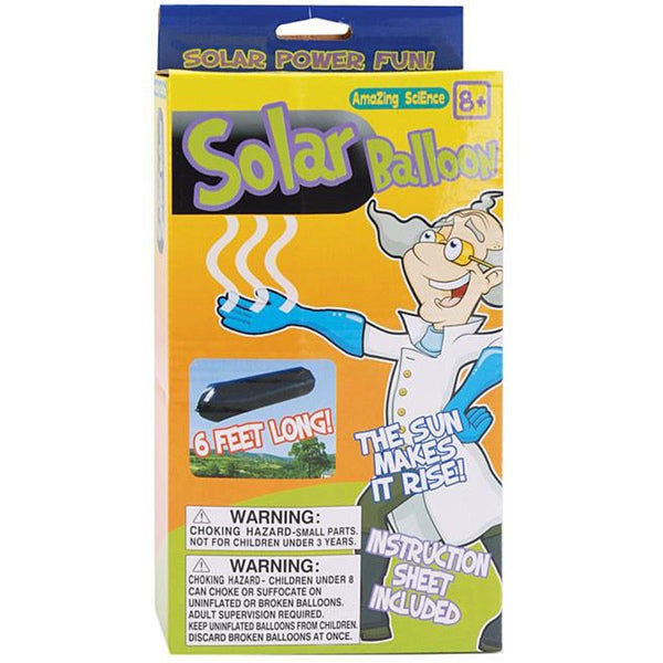 Mad Science Solar Balloon Kit