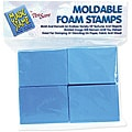 Magic Stamp Foam Blocks (Pack of 8)
