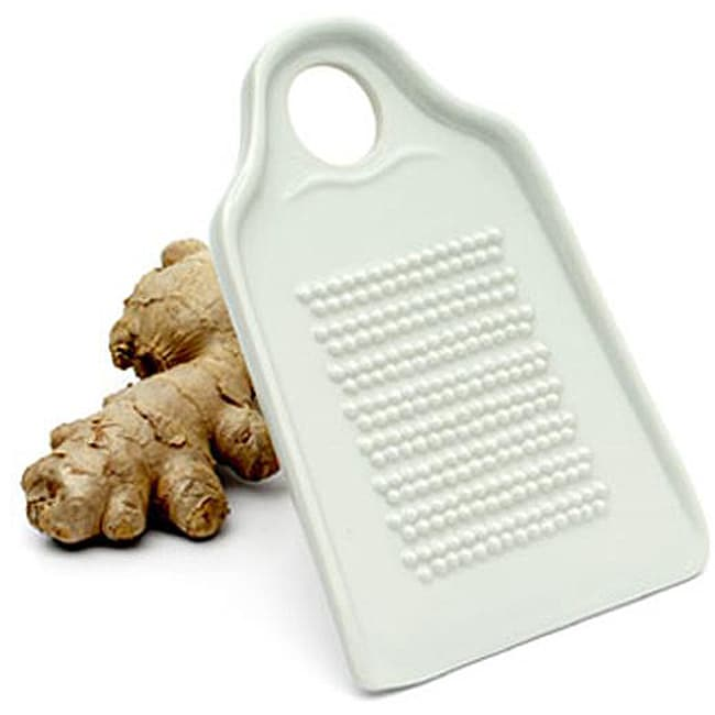 Porcelain Ginger Graters (Set of 2)