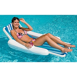 Swimline SunChaser Sling Style Floating Pool Lounger