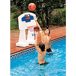 Swim Time Pool Jam In-ground Basketball Game