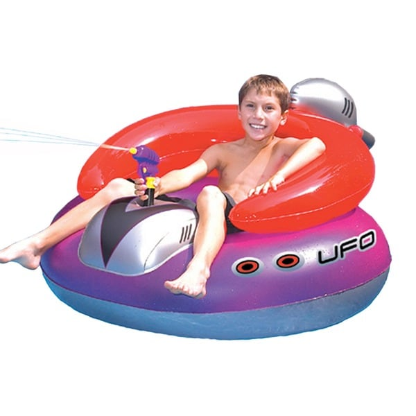 Swimline UFO Spaceship Inflatable Pool Toy