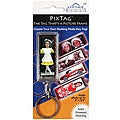 Pix Photo Key Chain Tag