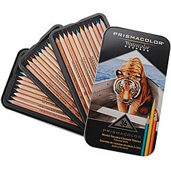 Prismacolor Watercolor Pencil Set (Set of 36)