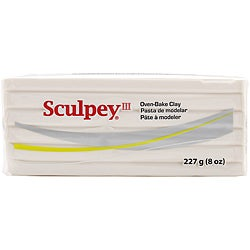 Sculpey III 8-oz Translucent Polymer Clay
