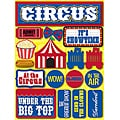 Signature Dimensional Circus Stickers