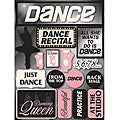 Signature Dimensional Dance Stickers