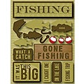 Signature Dimensional Fishing Stickers