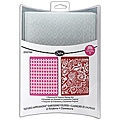 Sizzix Textured Impressions Diamond/ Tropical Paisley Embossing Folders