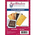 Spellbinder's Precious Metals Craft Foil (Pack of 12)