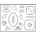 Spellbinders New Little One Clear Stamps