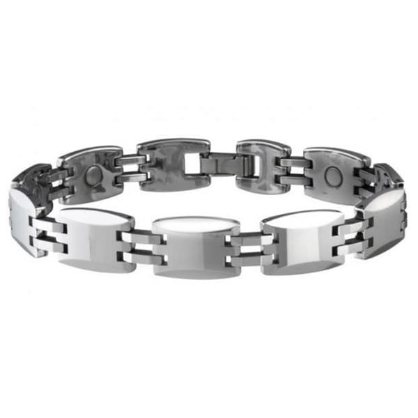 Sabona Tungsten Carbide Magnetic Bracelet