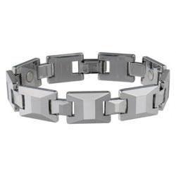 Sabona Tungsten Carbide Sport Magnetic Bracelet