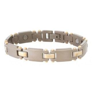 Sabona Titanium Duet Magnetic Bracelet